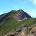 八ヶ岳 赤岳稜線
